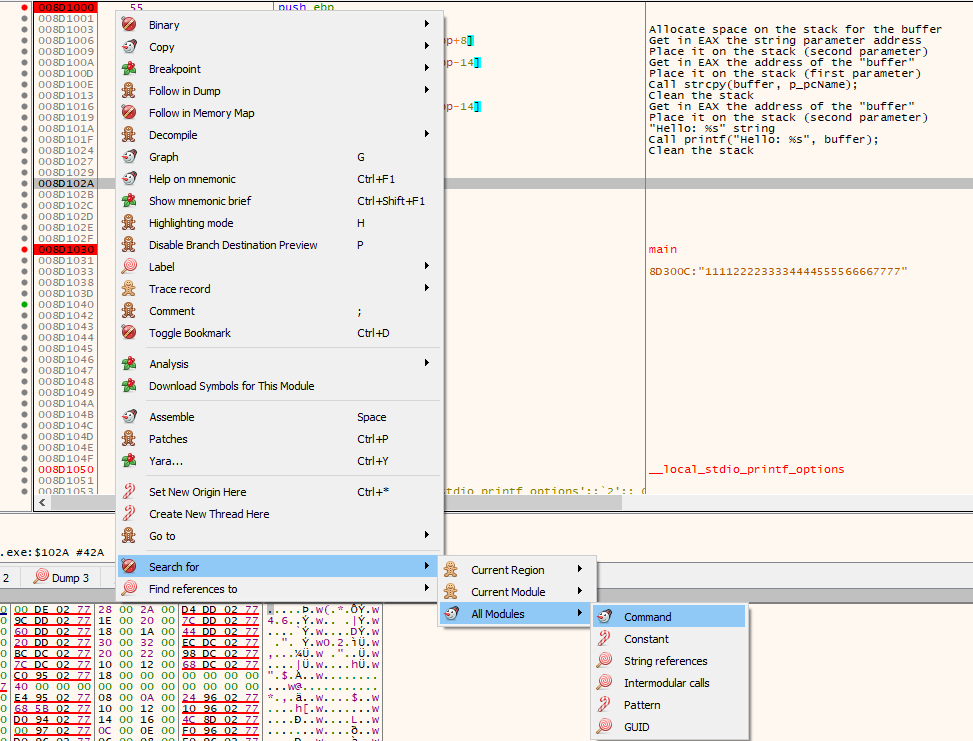 Stack Based Buffer Overflows On X86 Windows Part Ii Nytro Security